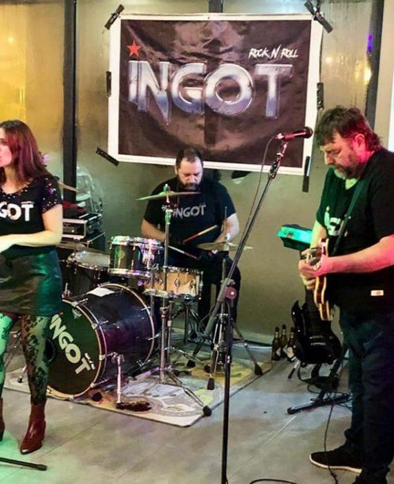 Ingot 002